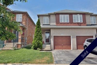 Burlington Semi-Detached for sale:  3 bedroom  (Listed 2017-06-22)