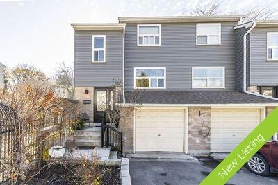 Port Credit Townhome for sale:  3 + 1  (Listed 2020-11-11)