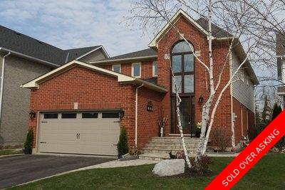 Waterdown Detached for sale:  3 + 1  (Listed 2014-04-23)